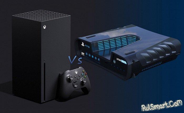 Sony PlayStation 5 с более слабым GPU будет быстрее Xbox Series X