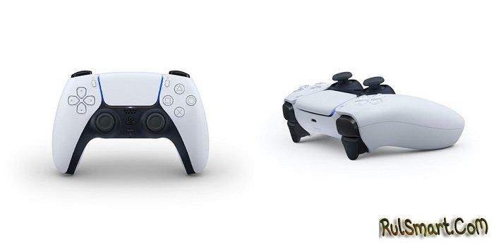 DualSense — безумный геймпад для PlayStation 5
