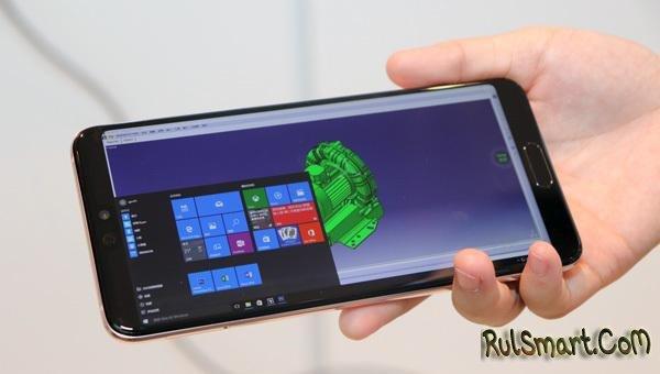 Windows 10 запустили на Xiaomi Mi 6 и Samsung Galaxy S8