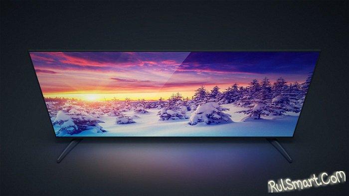 Xiaomi выпускает крутой OLED-телевизор будущего для народа