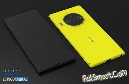 Nokia 9.3 PureView заставит забыть о других флагманах