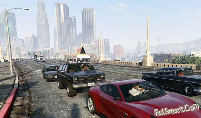Игра Grand Theft Auto V временно стала бесплатной, фанаты  ликуют