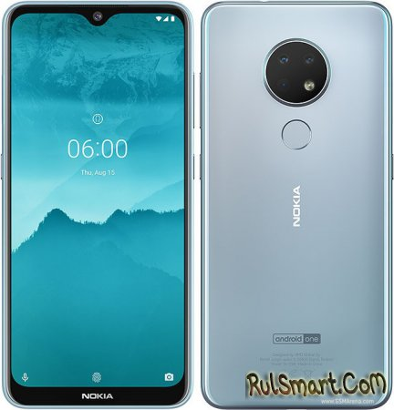 Nokia 6.3: недорогой смартфон будет неожиданно быстрым и злым