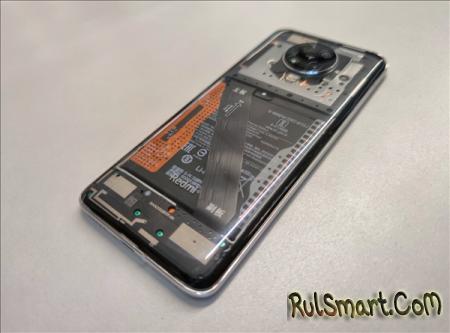 Redmi K30 Pro: фото прозрачного смартфона ошарашили фанатов Xiaomi