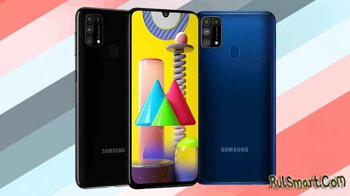 """Samsung Galaxy M31s: недорогой смартфон для народа с """"вечным"""" аккумулятором"""