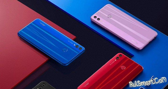 Honor 10X Max: огромный и мощный смартфон, который заменит Вам всё
