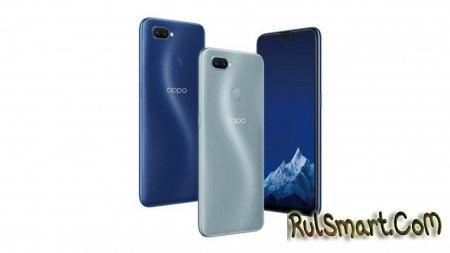 Oppo A11k: инновационный, но дешевый смартфон шагает по миру