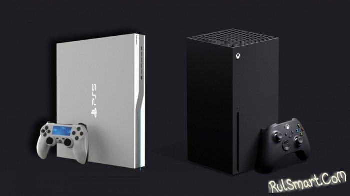 Sony PlayStation 5 существенно проиграла Xbox Series X в производительности