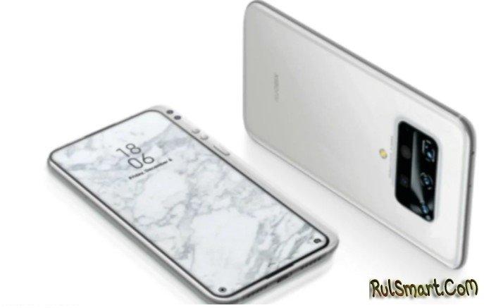 Xiaomi Mi Mix 2020: первые живые фото самого ожидаемого смартфона