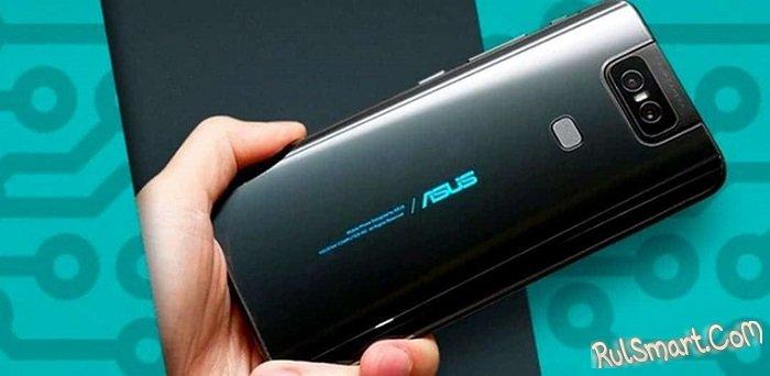 Zenfone 7 Pro: мощный флагманский смартфон со Snapdragon 865+ (3 ГГц)