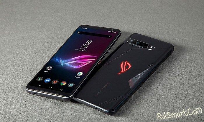 Asus ROG Phone 3: самый мощный игровой смартфон на Snapdragon 865+