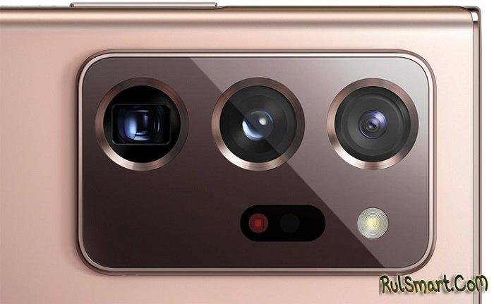 Samsung Galaxy Note 20 Ultra: рассекречены характеристики топ-смартфона до анонса