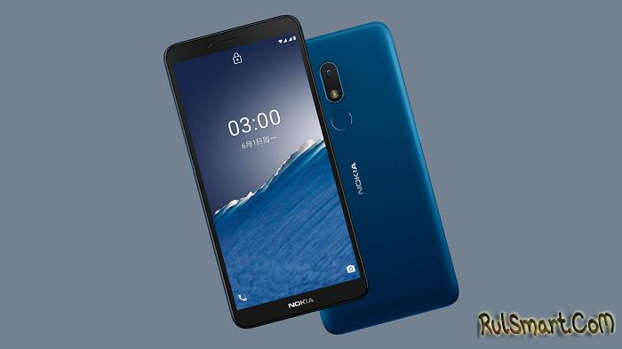 Nokia C3: дешевый, но достойный смартфон для простых работяг