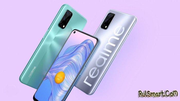 """Realme X7 Pro Ultra: доступный смартфон с """"мгновенной"""" зарядкой"""