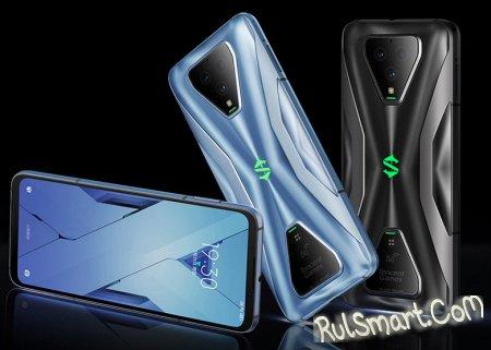 Black Shark 3S: лучший игровой смартфон со 120 Гц, 12 ГБ и 65 Вт