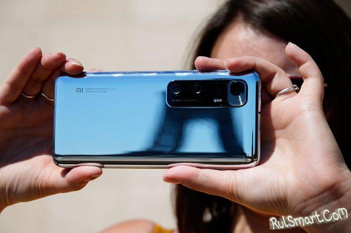 Самые мощные смартфоны на Android в сентября 2020 года