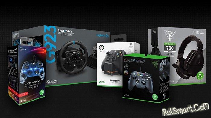 PlayStation 5 слили: Xbox Series X поддерживает аксессуары для Xbox One