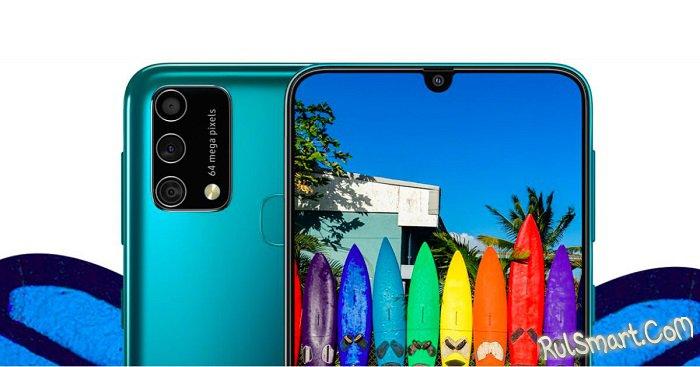 Samsung Galaxy F41: мощный смартфон с 32 Мп камерой и доступной ценой
