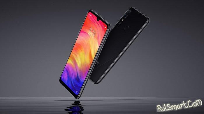 Xiaomi обновляет бюджетник Redmi Note 7 до MIUI 12