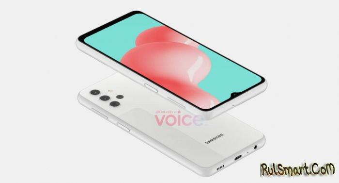 Samsung Galaxy A32 5G: первые фото самого дешевого, но злого смартфона серии