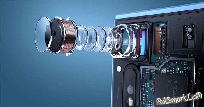 Samsung готовит 600-мегапиксельную камеру для смартфона