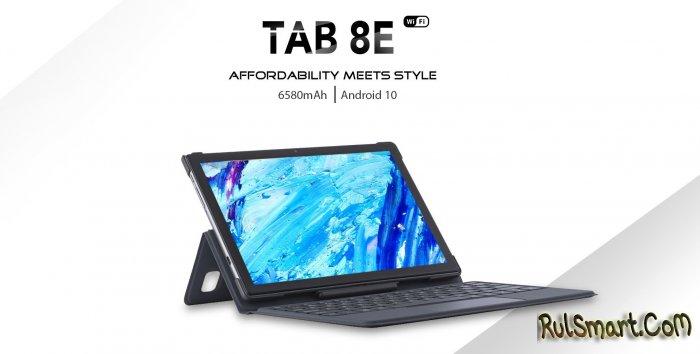 Blackview «уничтожила» Xiaomi, показав планшет Tab 8E и AirBuds 1