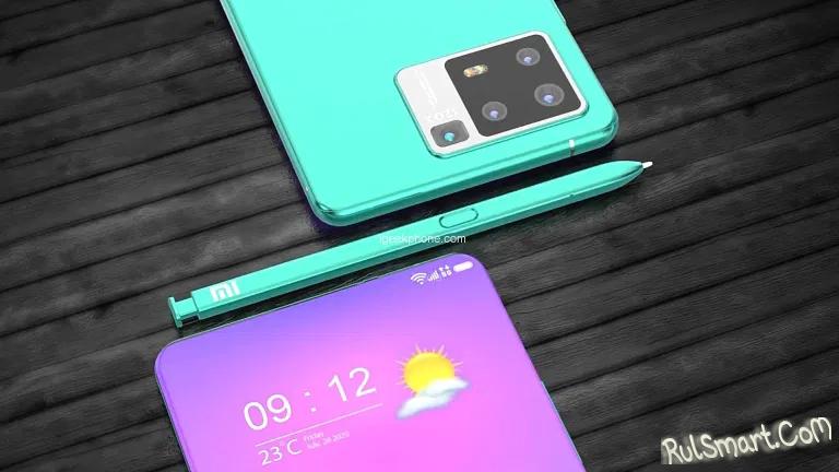 Xiaomi Mi 12: первые шокирующие фотографии