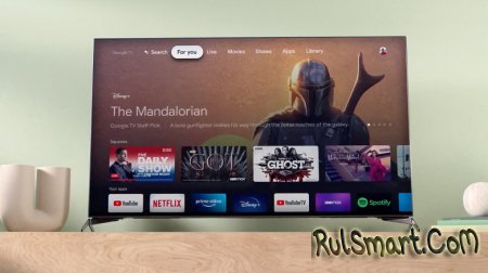 Google неожиданно сворачивает проект Android TV
