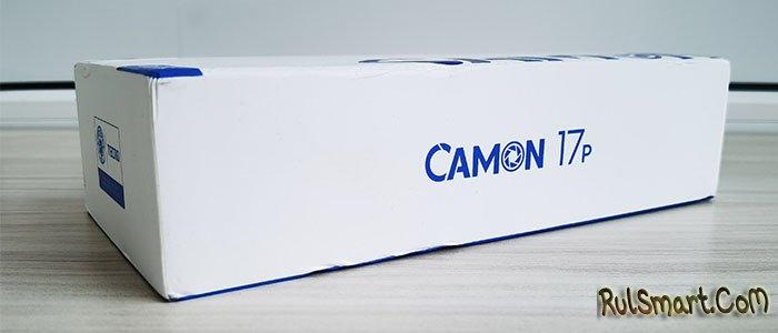 Обзор TECNO Camon 17P 6/128GB: возможности флагмана по доступной цене