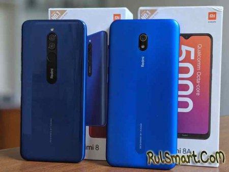 Xiaomi обновила до MIUI 12.5 ещё два бюджетника 2019 года