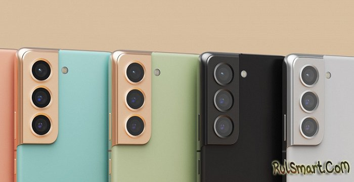 Samsung Galaxy S22 получит смешную емкость аккумулятора